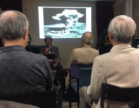 I-Café Music:6月度報告「広島原爆ドームの世界遺産登録を目指して – 日米外交秘話」