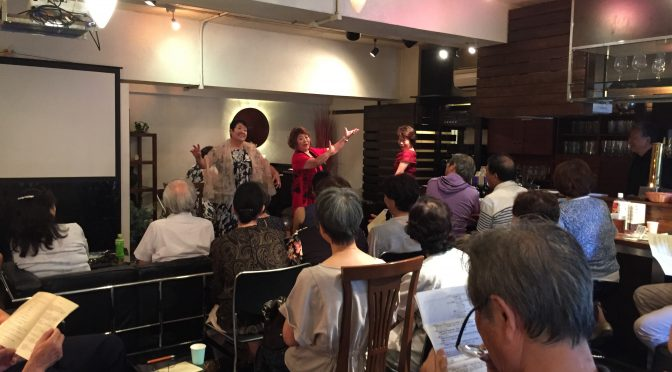 I-Café-music: 9月度部会報告「イタリア編」